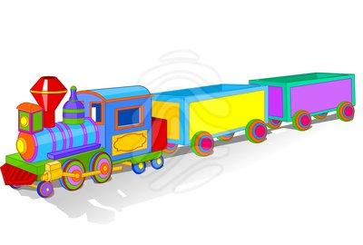 Train cliparts banner freeuse stock Train Christmas Toys Clipart - Clipart Kid banner freeuse stock