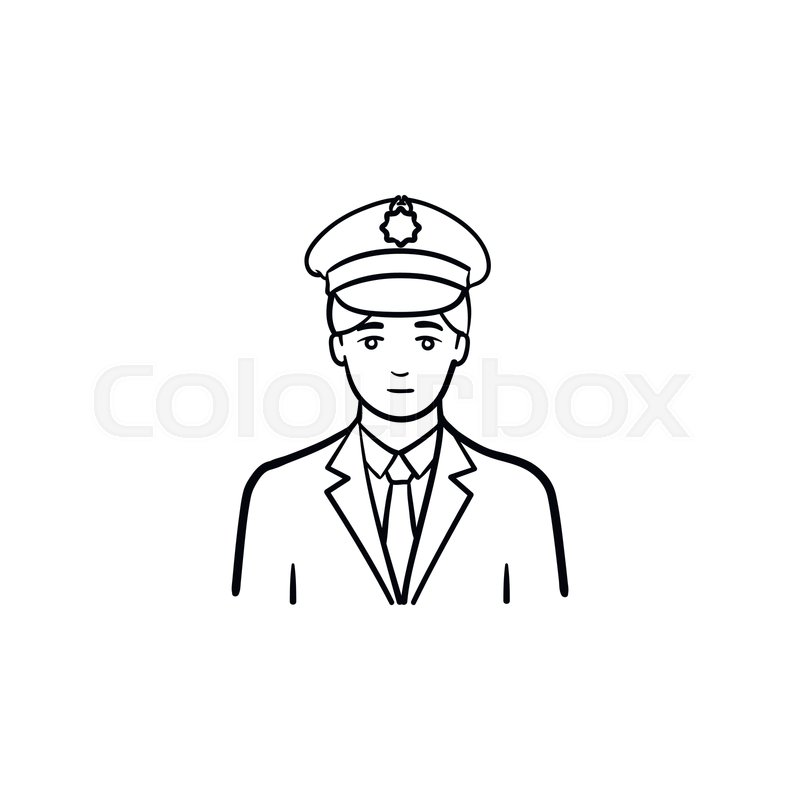Train conductor clipart black and white clip art royalty free library Train Conductor Drawing | Free download best Train Conductor ... clip art royalty free library