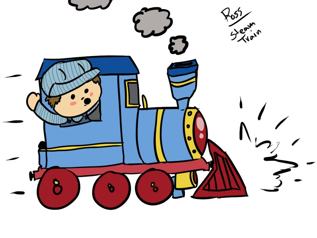 Train conductor clipart free vector transparent stock Train Conductor Drawing | Free download best Train Conductor ... vector transparent stock