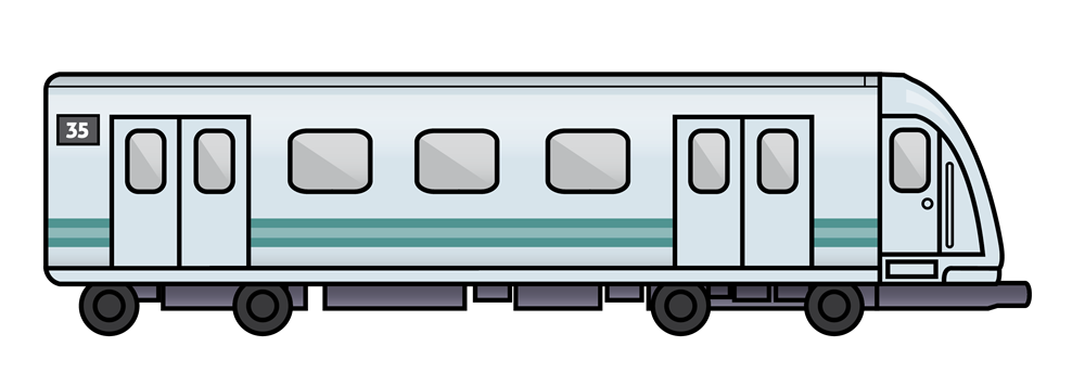 Train dining car clipart graphic royalty free stock Trains PNG Side View Transparent Trains Side View.PNG Images. | PlusPNG graphic royalty free stock