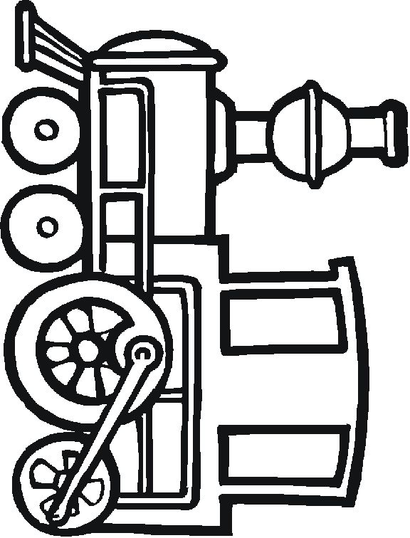 Train engine clipart outline clipart library library Simple Train | Free download best Simple Train on ClipArtMag.com clipart library library