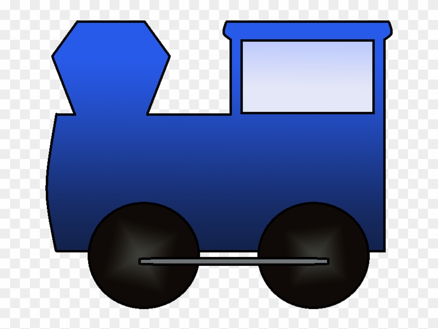 Train graphics clipart png jpg library stock Graphics By Ruth - Blue Train Engine Clipart - Png Download ... jpg library stock