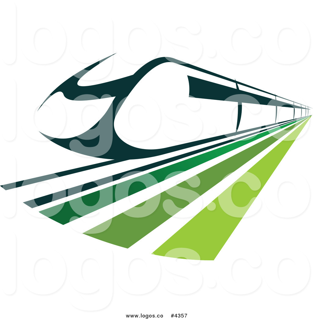 Train logos clipart svg stock Royalty Free Train Logo by Vector Tradition SM - #4357 svg stock