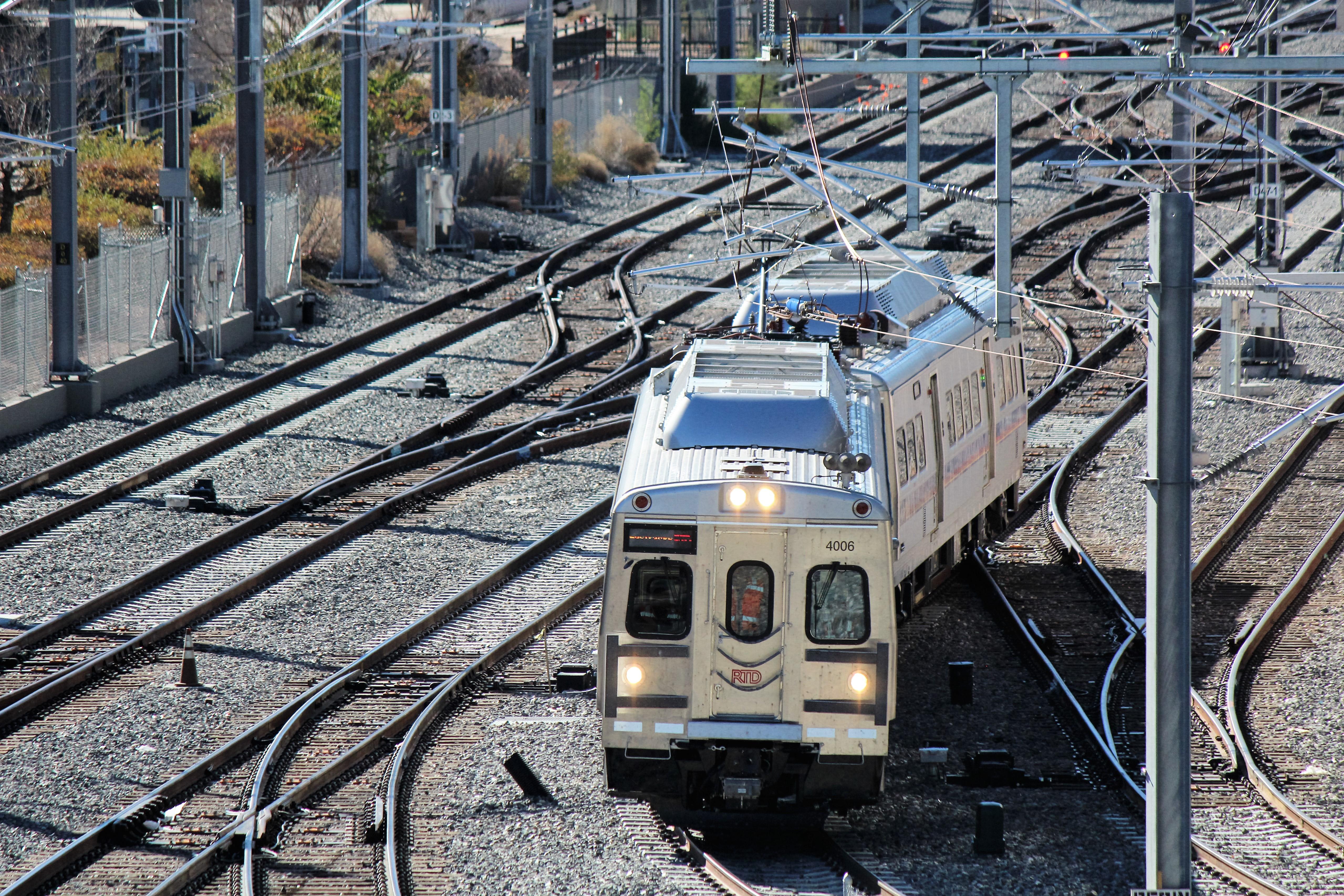 Train on tracks birdseye clipart svg free RTD | University of Colorado A Line Online Media Kit svg free