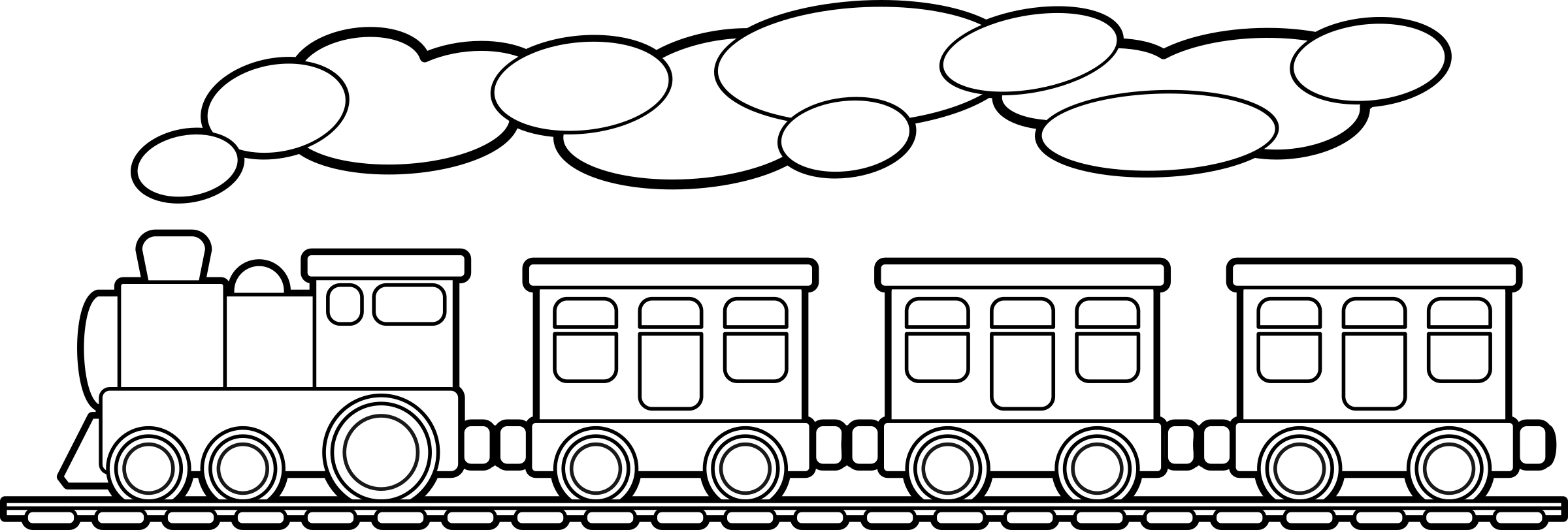 Train outline clipart svg free download Train Drawing Outline at PaintingValley.com | Explore ... svg free download