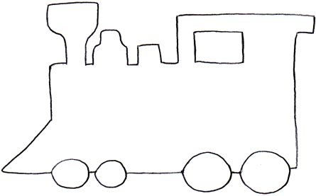 Train outline clipart image download Free Simple Train Cliparts, Download Free Clip Art, Free ... image download