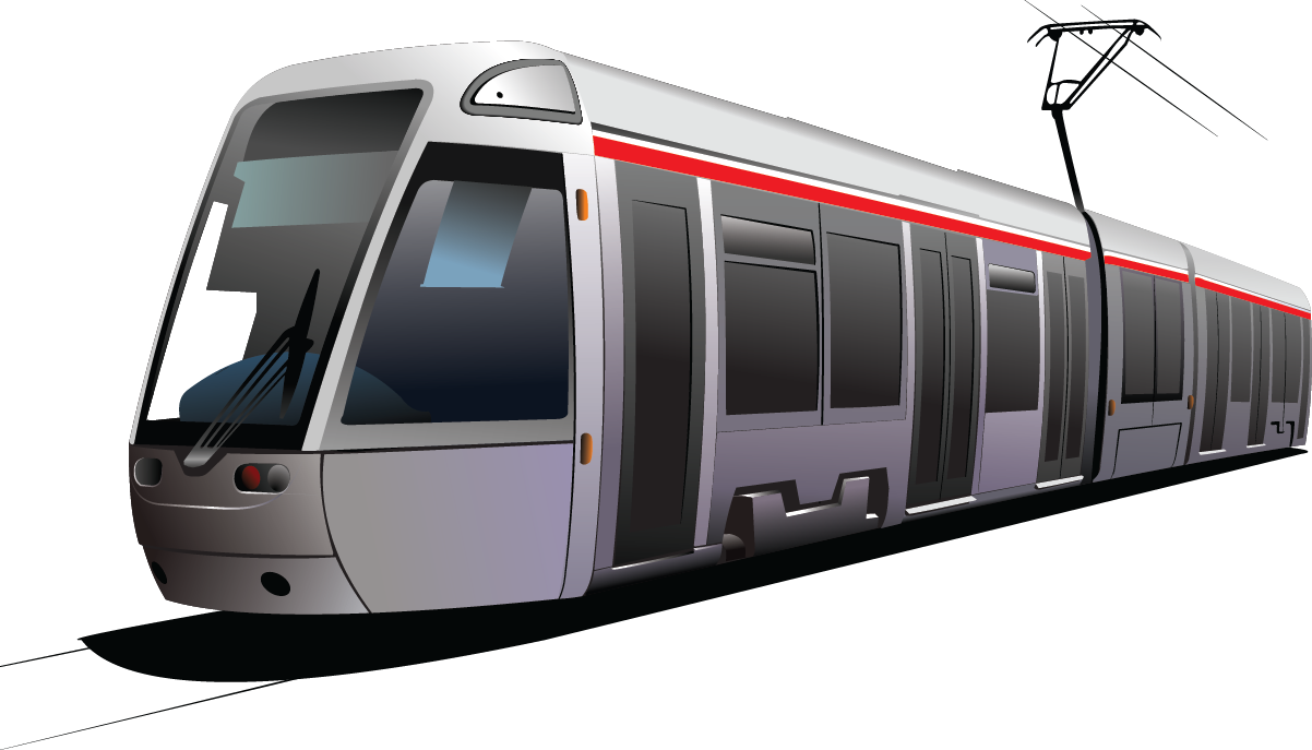 Train passenger car clipart vector black and white stock Train PNG images free download vector black and white stock