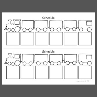 Train schedule clipart royalty free library Train Schedule Template royalty free library