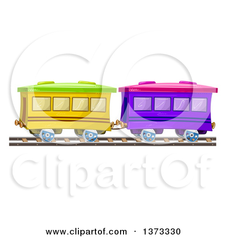 Train stock car clipart picture black and white stock Clipart of Train Cars - Royalty Free Vector Illustration by ... picture black and white stock