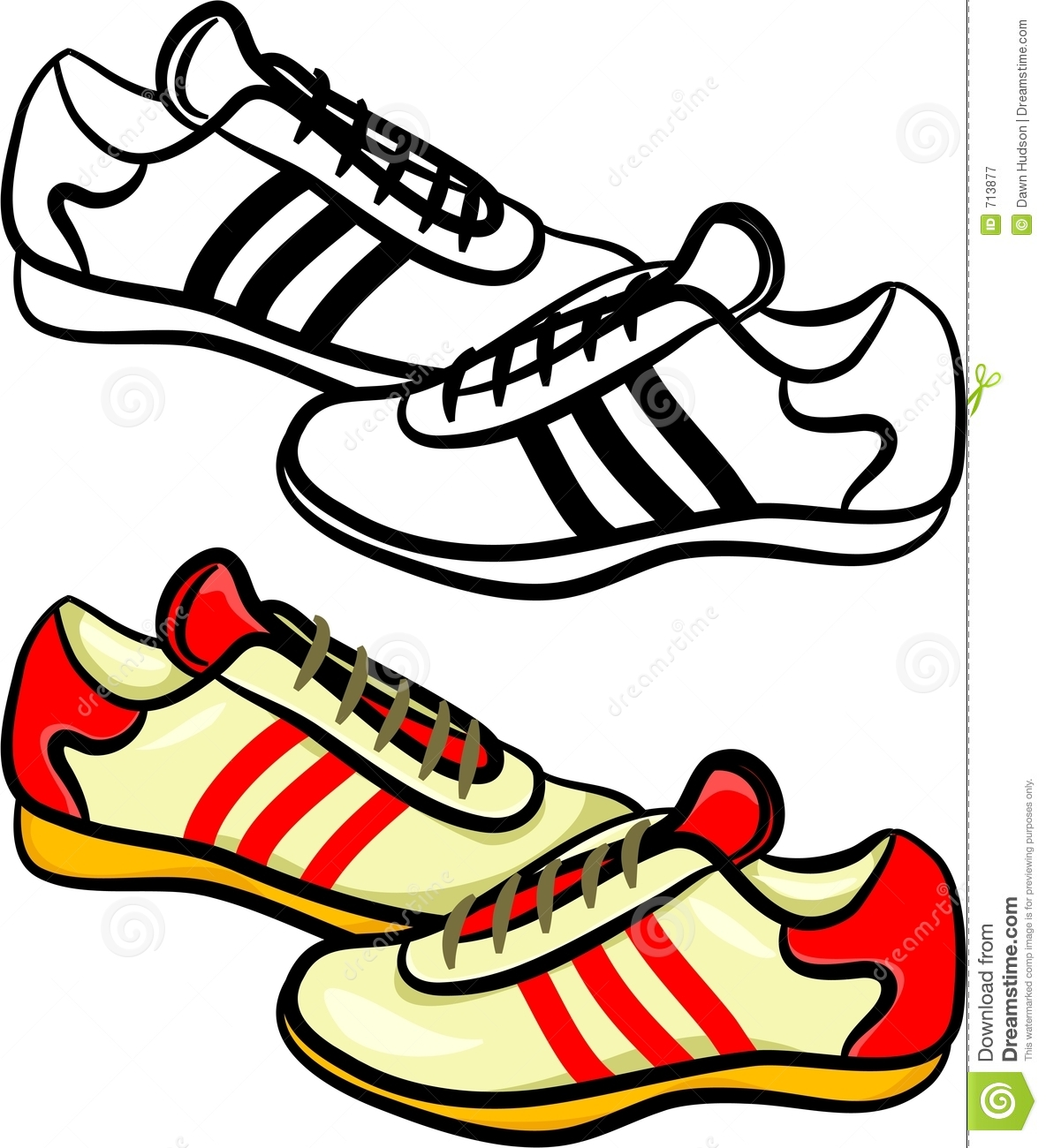 Trainers clipart image black and white stock Mens trainers | Clipart Panda - Free Clipart Images image black and white stock