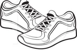 Trainers clipart banner freeuse download Trainers clipart black and white 2 » Clipart Portal banner freeuse download