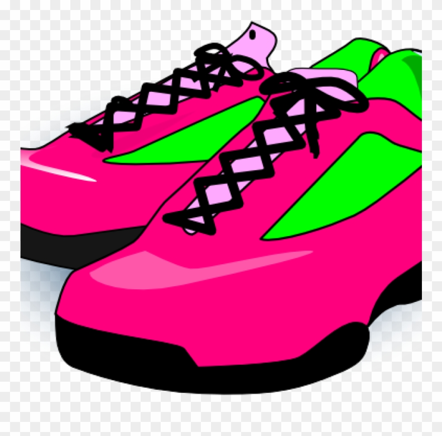 Picture Transparent Download Clipart Sneakers - Running ... clip art