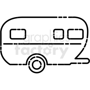 Traler clipart svg transparent stock trailer clipart - Royalty-Free Images | Graphics Factory svg transparent stock