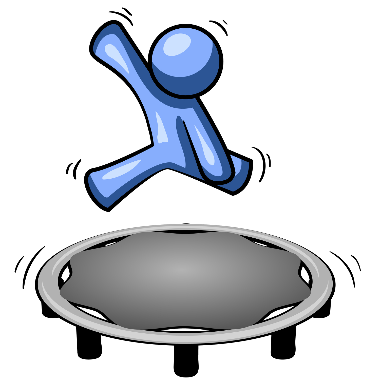 Trampline clipart graphic freeuse stock on a Trampoline Clipart | Clipart Panda - Free Clipart Images graphic freeuse stock