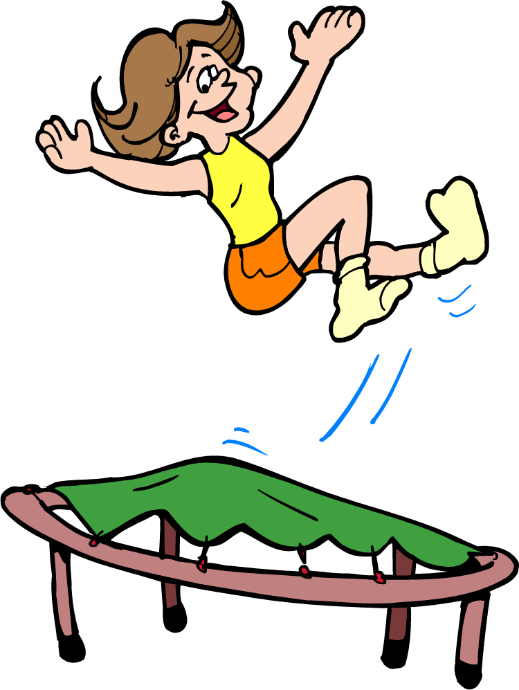 Trampoline clipart free image free download Free Trampoline Pictures, Download Free Clip Art, Free Clip ... image free download