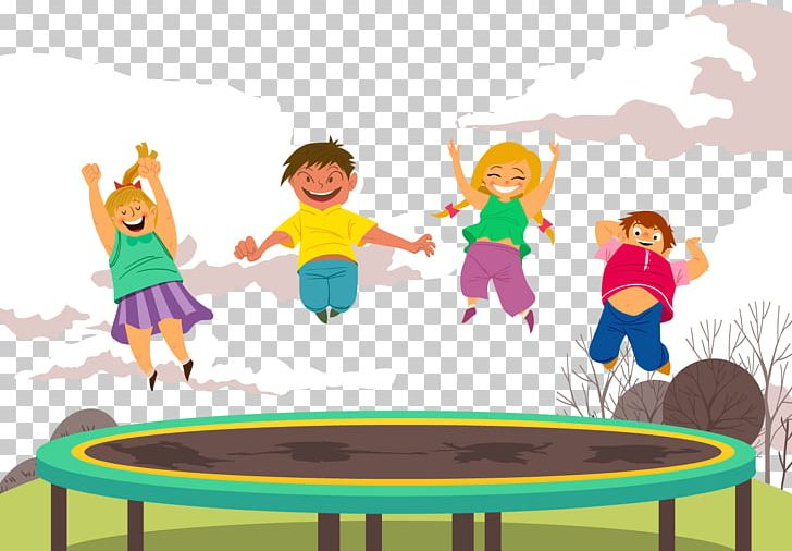 Trampoline clipart free image free stock Trampoline Jumping Child Trampolining PNG, Clipart, Boy ... image free stock