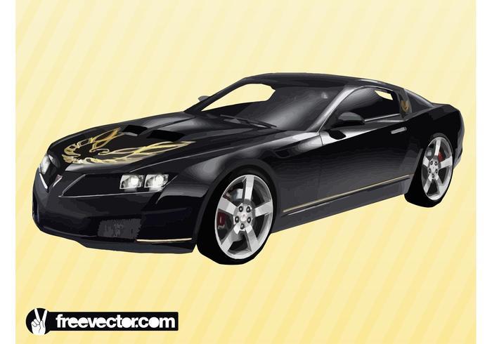 Pontiac Trans Am - Download Free Vectors, Clipart Graphics ... image free