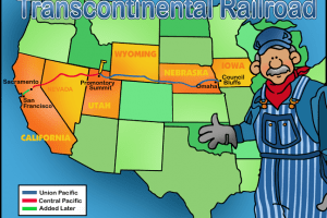 Transcontinental railroad clipart png freeuse stock Transcontinental railroad clipart 1 » Clipart Portal png freeuse stock