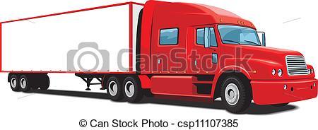 Transfer truck clipart clip art black and white download Semi truck Clip Art and Stock Illustrations. 2,658 Semi truck EPS ... clip art black and white download