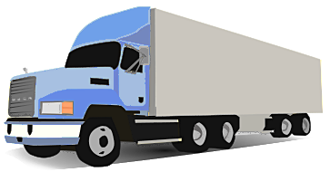 Transfer truck clipart png library download Transfer truck clipart - ClipartFest png library download