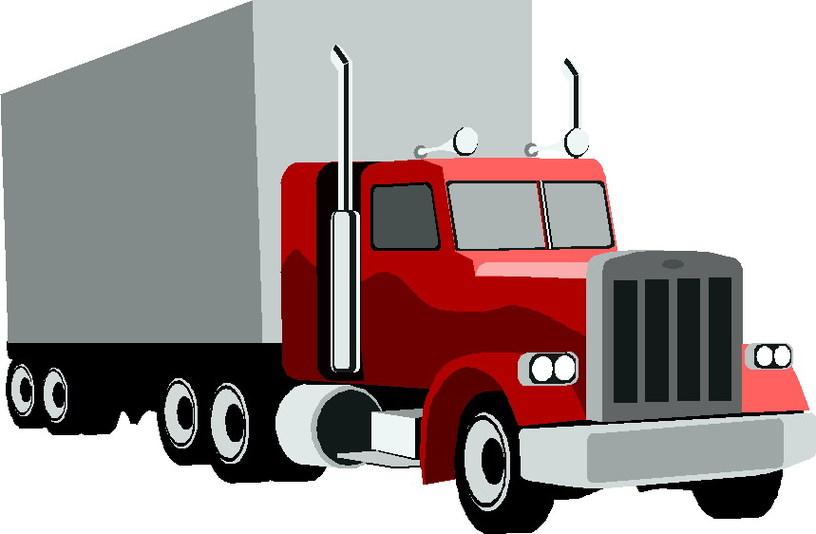 Transfer truck clipart clip download Semi Truck Clip Art – Clipart Free Download clip download