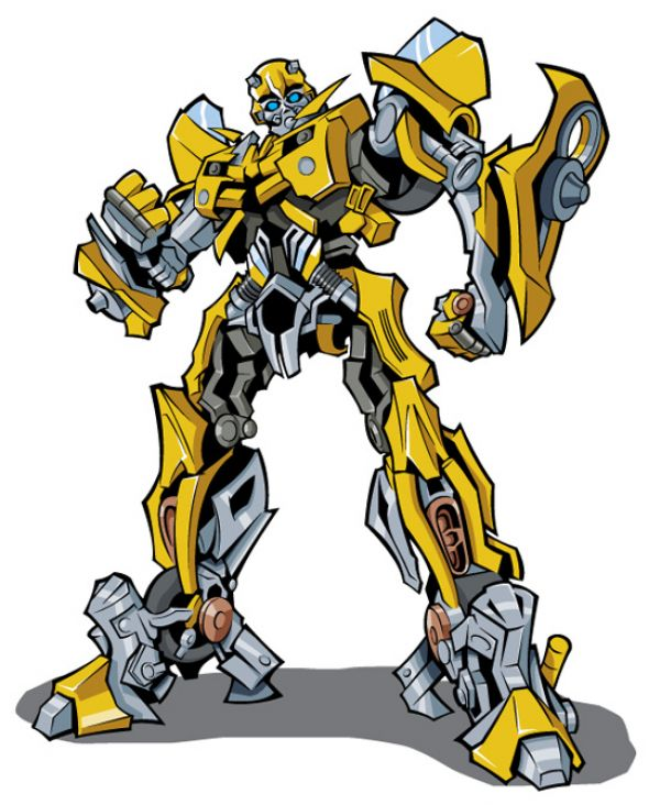 Transformers clip art 5 - WikiClipArt vector free