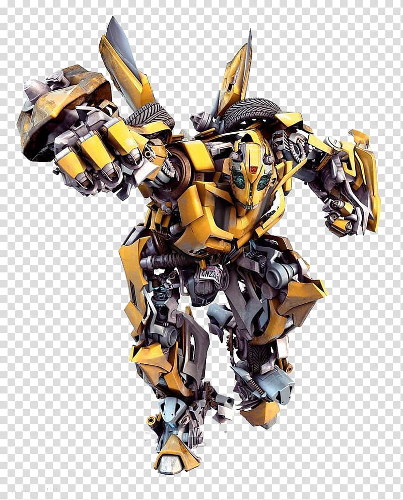 Transformers Bumblebee, Bumblebee Transformers Autobots ... clipart black and white