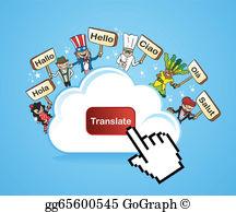 Translations clipart jpg royalty free stock Translator Clip Art - Royalty Free - GoGraph jpg royalty free stock