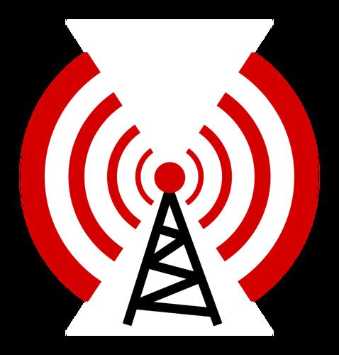 Signal Transmission | Public domain vectors clip art
