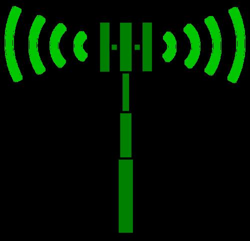 Transmitter icon | Public domain vectors clip free stock