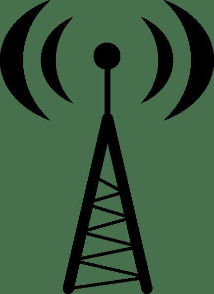 Transmitter clipart » Clipart Portal jpg black and white library