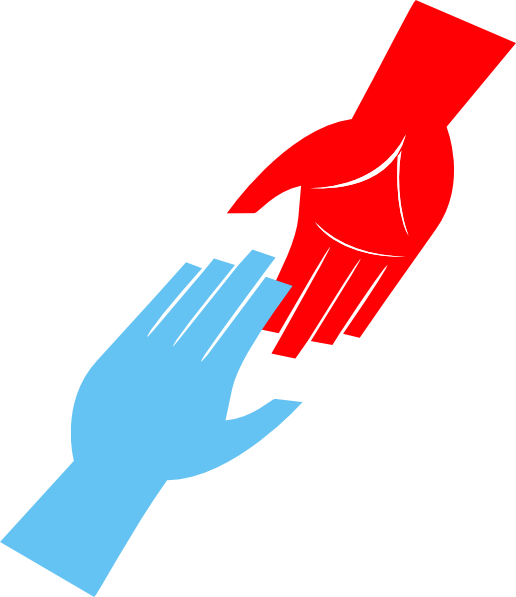 Helping Hands Cliparts | Free download best Helping Hands ... banner free download