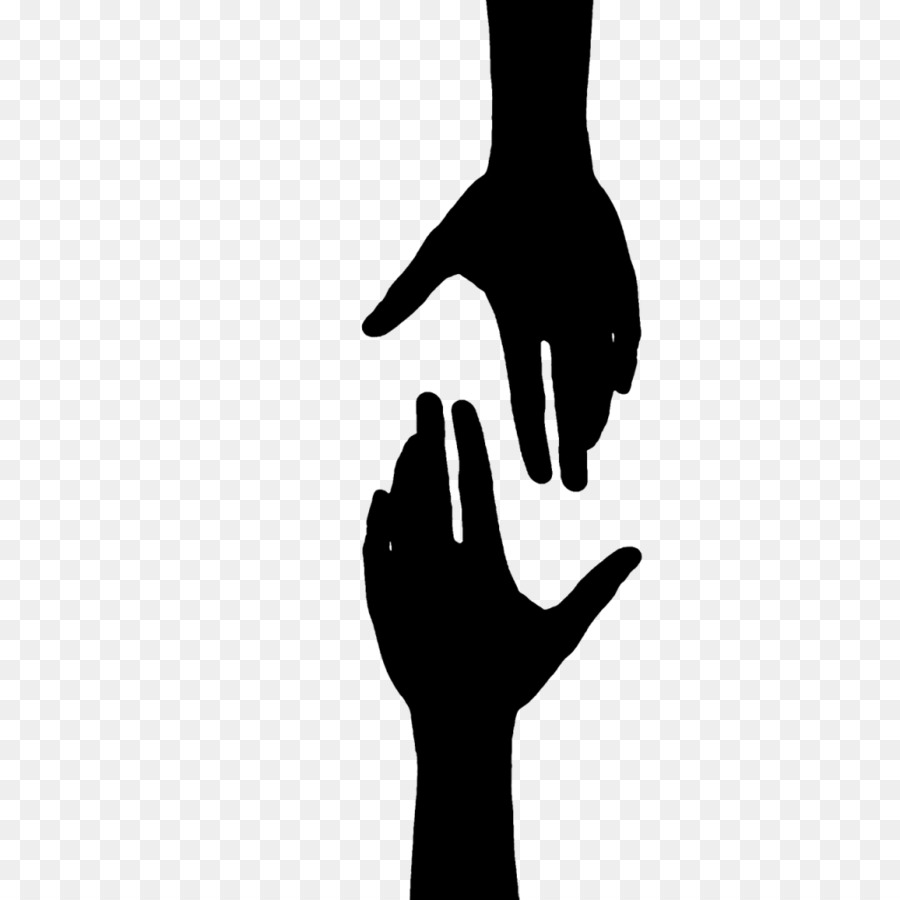 Hand Cartoon clipart - Hand, Black, Silhouette, transparent ... picture freeuse download