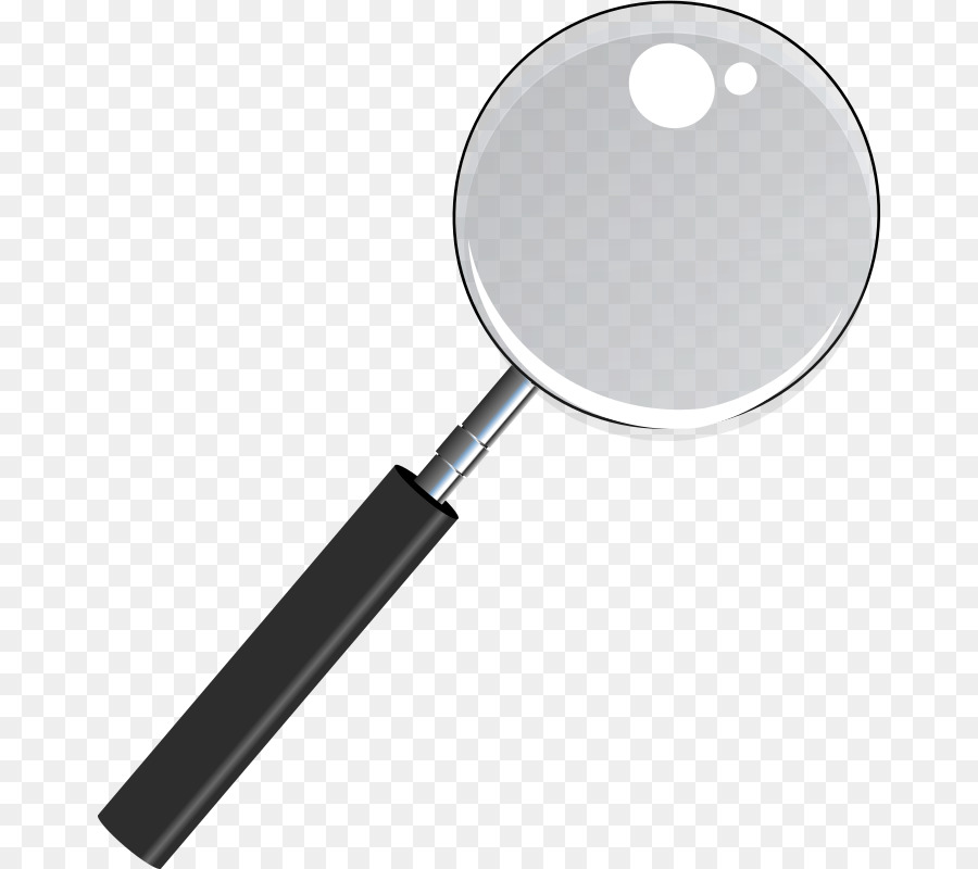 Transparency clipart vector freeuse library Magnifying Glass Cartoon png download - 800*800 - Free ... vector freeuse library