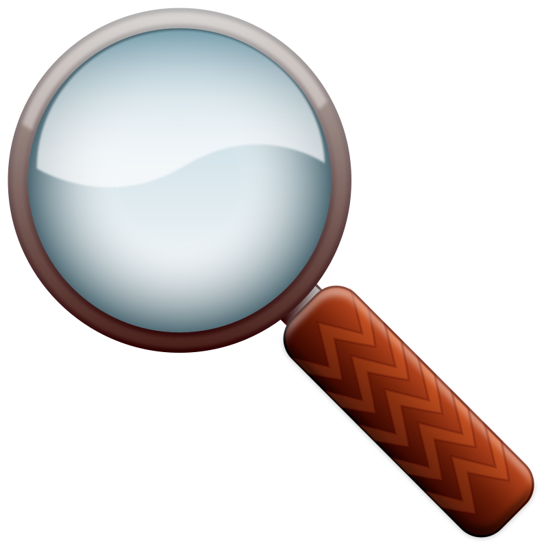 Transparency clipart image free stock Magnifying Glass Clipart Transparent Background | Free ... image free stock