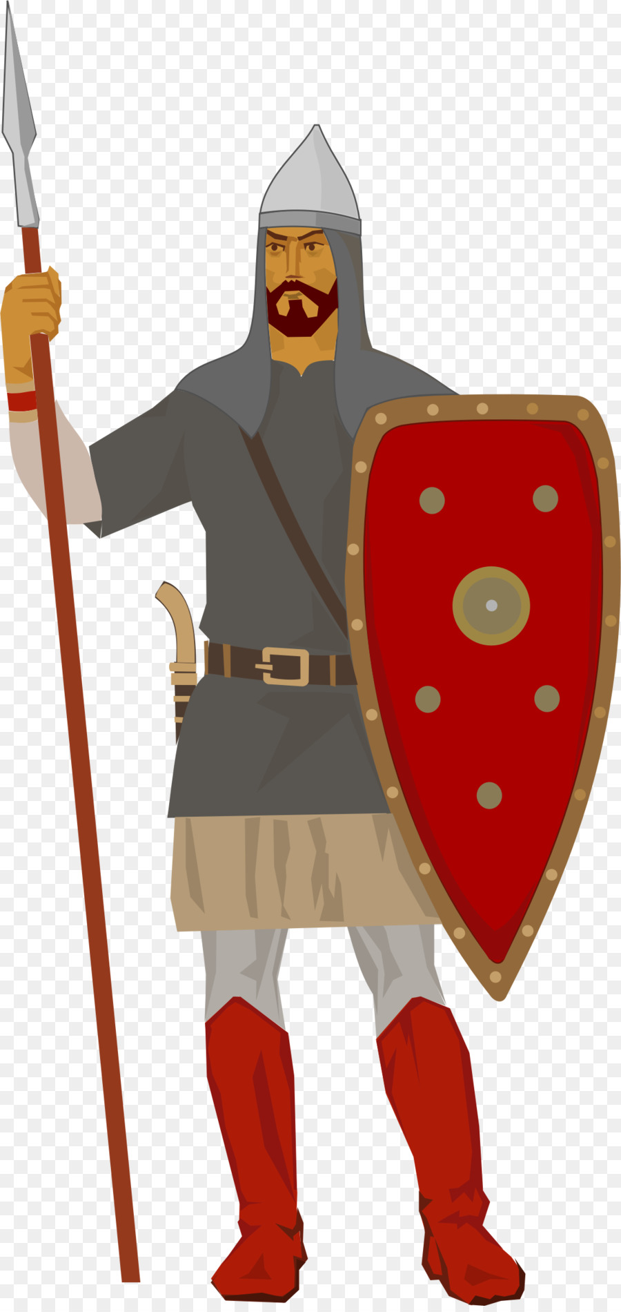 Transparency clipart soldier with shield clipart transparent library Soldier Cartoon clipart - Knight, Warrior, Soldier ... clipart transparent library