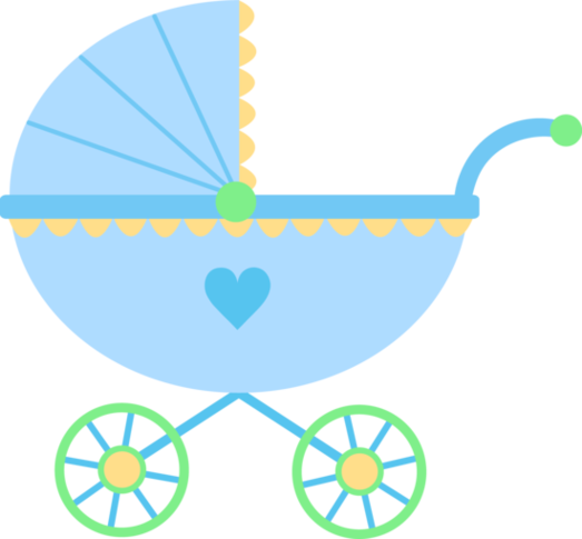 Download Free png Baby rattle baby boy clipart - DLPNG.com graphic free stock