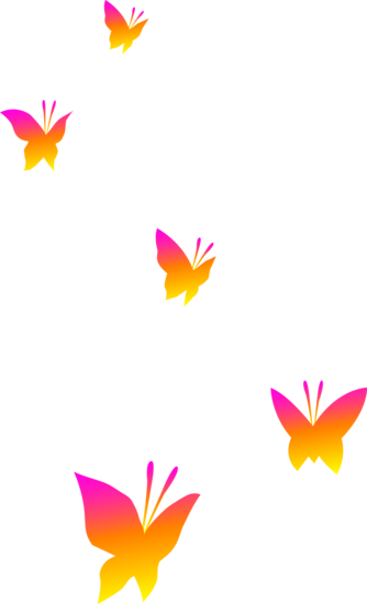Butterflies on Transparent Background | iPhone | Butterfly ... clip art freeuse stock