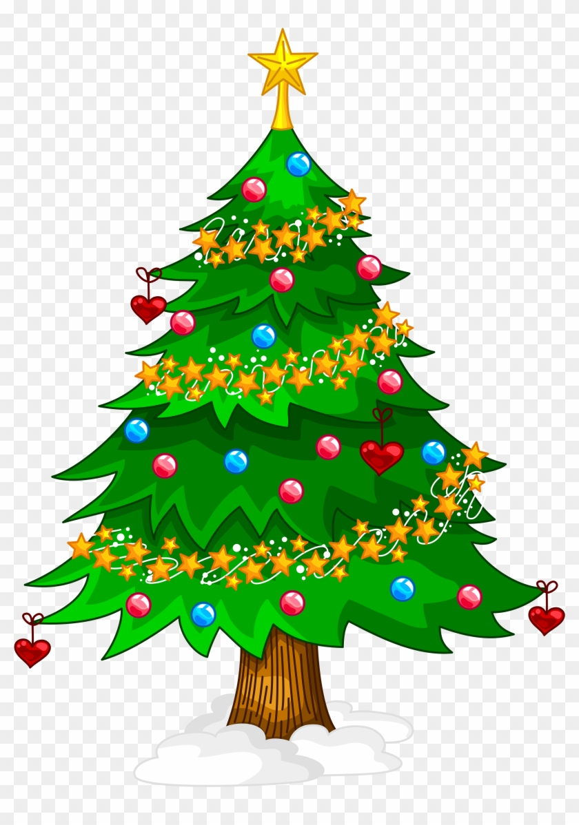 Transparent christmas tree images clipart clip art free download Transparent Xmas Tree Png Clipart - Transparent Background ... clip art free download
