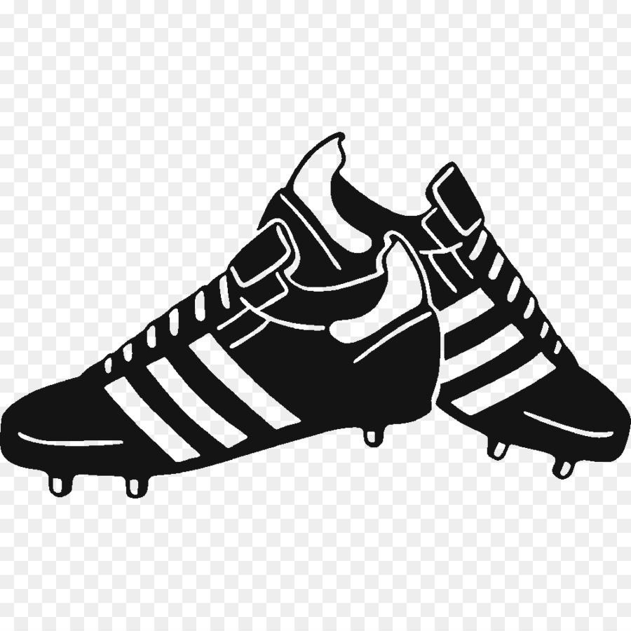 Transparent background cleats clipart black and white download Football Background clipart - Football, transparent clip art black and white download