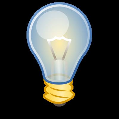 Transparent background clipart classroom lights image freeuse download Download LIGHT BULB Free PNG transparent image and clipart image freeuse download