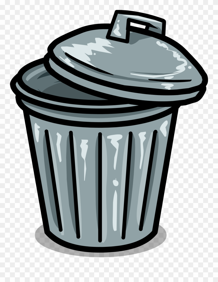 Transparent background clipart trash can graphic freeuse download Trashcan Clipart Png Jpg Freeuse Stock - Trash Can Clipart ... graphic freeuse download