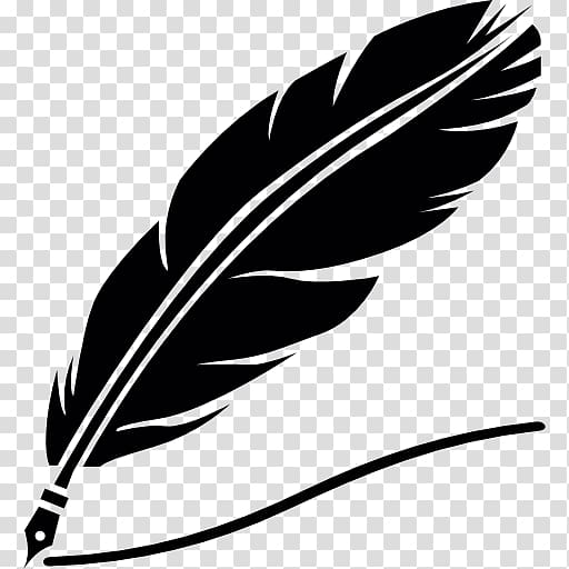 Paper Quill Pen Ink, pen transparent background PNG clipart ... image free