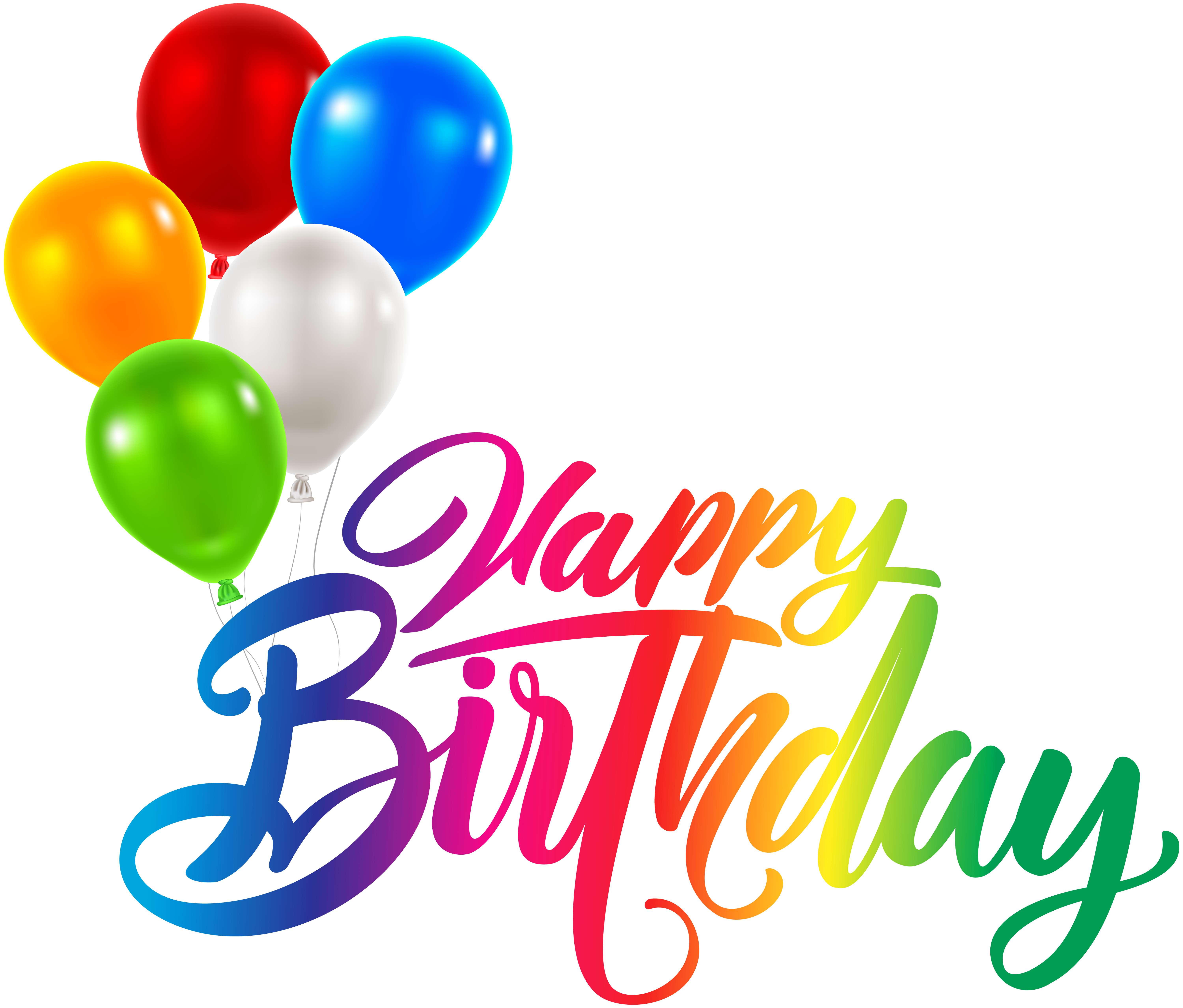 Transparent background happy birthday clipart png freeuse library Pin by Pearl Advertising on Download | Happy birthday png ... png freeuse library