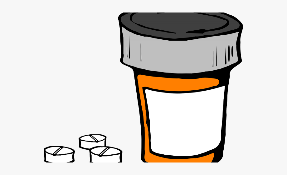 Prescription bottle clipart clip art freeuse stock Pills Clipart Medication Management - Pill Bottle Clipart ... clip art freeuse stock