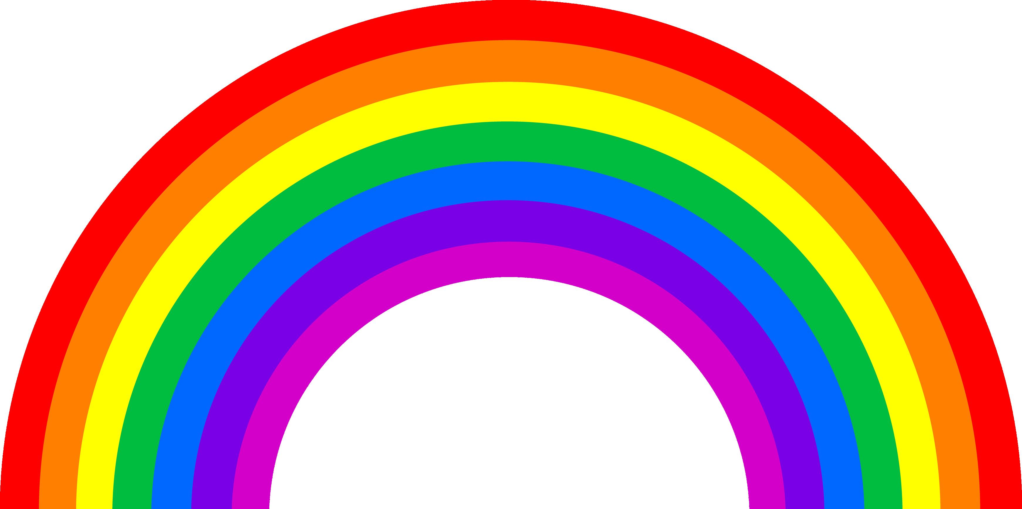 Transparent background rainbow clipart picture transparent Rainbow Transparent Background | Free download best Rainbow ... picture transparent