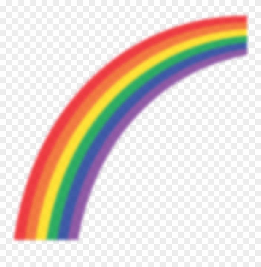 Transparent background rainbow clipart png freeuse stock Rainbow Transparent Background Png Clipart (#1810304 ... png freeuse stock