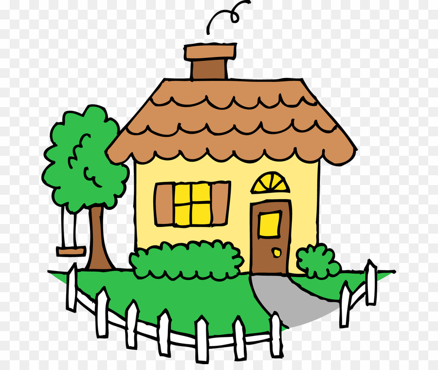 Transparent background simple house clipart clip art transparent download Simple House Transparent Background PNG House Clipart ... clip art transparent download