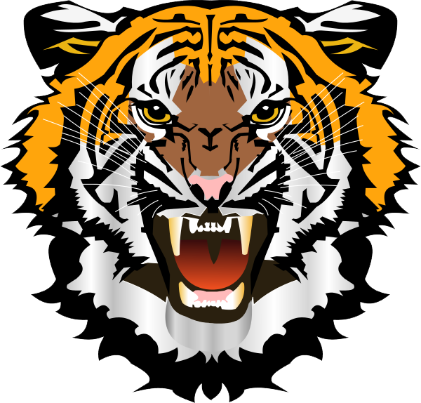 Transparent background tiger head clipart graphic library stock PNG Tiger Face Transparent Tiger Face.PNG Images.   PlusPNG graphic library stock