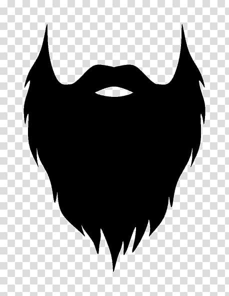 Transparent beard clipart vector library download beard man transparent background PNG clipart | HiClipart vector library download